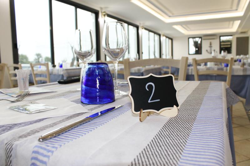 tavolo ristorante la batana
